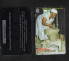 CARIBBEAN PHONECARD EC$10 - ANTIGUA & BARBUDA - Télécartes