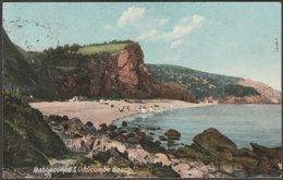 Babbacombe & Oddicombe Beach, Torquay, Devon, 1909 - Frith's Postcard - Torquay