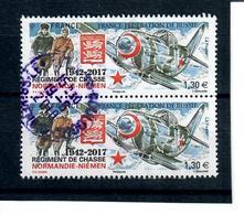 Yt 5167 Regiment De Chasse Normandie Niemen - France