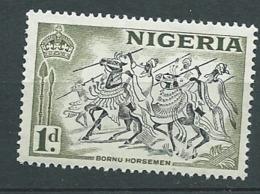 Nigeria   - Yvert N° 77 **   - Ah 29123 - Nigeria (...-1960)