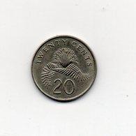 Singapore - 1988 - 20 Cent. - Vedi Foto - (MW1838) - Singapore