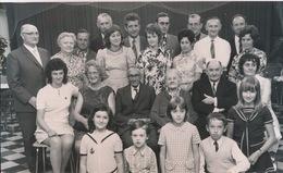 BOEKHOUTE FOTO 1973  -   14 X 9 CM -  GOUDEN BRUILOFT   -   H.DEBOEVER  ZULMA  DROESHOUT - Assenede