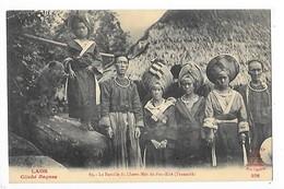 LAOS -  La Famille Du Lhassa Méo Du Pou-Khé (tranninh)    ##  RARE  ##    -   L 1 - Laos