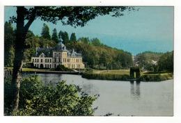 HABAY-LA-NEUVE (Arlon) - La Trapperie - Etang Et Château. - Habay