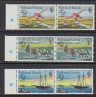 Falkland Islands 1979 UPU 3v (pair) ** Mnh (41256A) - Falklandeilanden