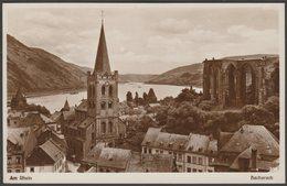 Bacharach Am Rhein, 1929 - Kratz Foto-AK - Bacharach