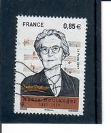 Yt 5169 Nadia Boulanger - France