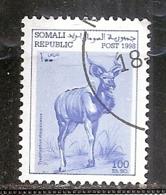 SOMALIE  OBLITERE - Somalie (1960-...)