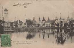 ASIE INDOCHINE COCHINCHINE VIET-NAM VIETNAM TONKIN HANOI EXPOSITION ILES PHILIPPINES ET SIAM édit DIEULEFILS - Vietnam