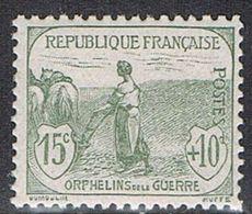 FRANCE : N° 150 ** (Au Profit Des Orphelins De La Guerre) - PRIX FIXE : 1/3 De La Cote - - Ungebraucht