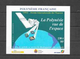 Année Internationale De L'espace : N°19 Chez YT. (Voir Commentaires) - Blocs-feuillets