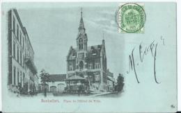 Rochefort - Place De L'Hpôtel De Ville - 1909 - Rochefort