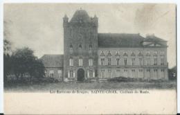 Sainte-Croix - Les Environs De Bruges - Sainte-Croix - Château De Maele - Brugge
