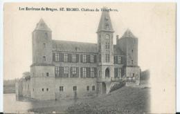 Saint Michel - Les Environs De Bruges - Château De Tilleghem - Brugge