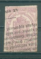 FRANCE ; Journaux ; 1868 ; Maury N° 1 ; Oblitéré - Journaux