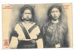 LAOS -   Jeunes Gens Méo Blancs (Hua-Pahn)   ## TRES RARE ##   -   L 1 - Laos