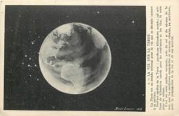 ASTRONOMIE - 2. La Vie Sur La Terre - Les 4 éléments : Terre, Feu, Eau Et L'Air... Par Henri LENOIR En 1912 - Astronomia