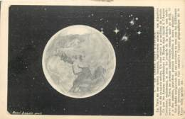 ASTRONOMIE - 1. La Terre Dans L'Espace - Les 4 éléments : Terre, Feu, Eau Et L'Air... Par Henri LENOIR En 1912 - Astronomia