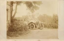 Carte Photo D'une Automobile Immatriculé 1471 C 3 (Chalons Sur Saone Vers 1908) - Turismo