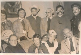 LAARNE   FOTO 1973  -   13 X 9 CM -   TONEEL - Laarne