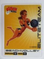 Carte Pitch-team - Sport - Beach Volley - N° 41 - Pasquier - Sports