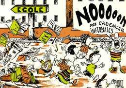 Gilles Hermet Ecole NOOOn Aux Cadences Infernales RV - Schools