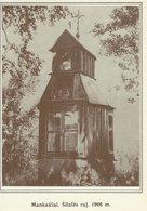Mankaičiai Šilales Raj. 1966 M. ??? B-3268 - Picture Cards