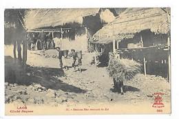 LAOS -   Femmes Méo Revenant Du Raï   ##  RARE ##   -   L 1 - Laos