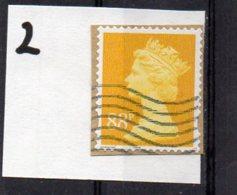 GB 2009-date 88pSECURITY MACHIN Used Code M13L MAIL - 1952-.... (Elizabeth II)