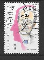 COB 2859 (o) - Roi Baudouin - Used Stamps