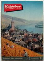Vintage Schnittmusterbogen Mode Rezepte Haushalt 10 1959 Ratgeber Frauen Zeitschrift - Historische Bekleidung & Wäsche