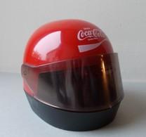 - Tirelire. Casque Intégral. COCA COLA - - Coca-Cola