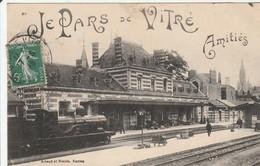 VITRE  La Gare - Vitre