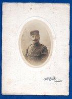 Photo Grand Format  --  Soldat Français  -- Atelier Alfred Marat  -  Bordeaux - War, Military