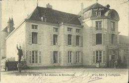 Souvenir De Tilff -- Le Château De Brialmont.       ( 2 Scans ) - Esneux
