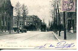 N°65672 -cpa Amsterdam -parkweg- - Amsterdam