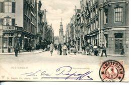 N°65679 -cpa Amsterdam -Reguliersbreestraat- - Amsterdam