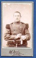 Photo   --  Soldat Français  -- Atelier J Odin - Mâcon - Oorlog, Militair