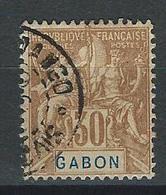 Gabon Yv. 25, Mi 25 - Oblitérés