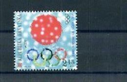 A22459)Olympia 98: Kroatien 449** - Winter 1998: Nagano