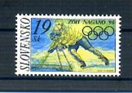A22501)Olympia 98: Slowakei 301** - Winter 1998: Nagano