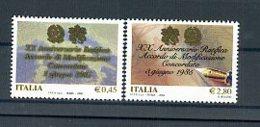 A22574)Italien 3042 - 3043** - 6. 1946-.. Republik