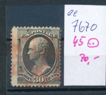 USA Nr. 45   O   (ee7670  ) Siehe Scan - Used Stamps