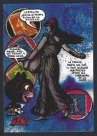 CPM Semeuse Timbre Poste Philatélie Jihel Tirage Signé Numéroté En 30 Exemplaires Chat Souris - Stamps (pictures)