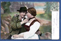 Costumes --  Montagne  -  1905 - Costumes
