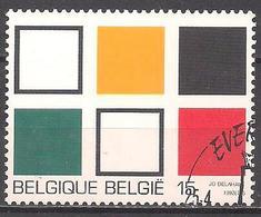 Belgien  (1992)  Mi.Nr.  2505  Gest. / Used  (2ab33) - Belgien
