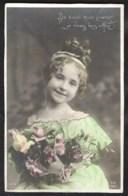 Carte De Tout Mon Cœur Je Vous Les Offre Sent 1910 From AVERNAS To ANVERS - Wensen En Feesten