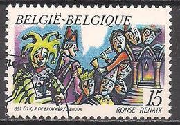 Belgien  (1992)  Mi.Nr.  2523  Gest. / Used  (2ab34) - Belgium