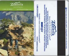 Hotel Room Key Card, Room Keys, Hotelkarte, Clef De Hotel - Xanterra Grand Canyon Lodges-1551 - Hotel Keycards
