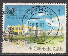 Belgien  (1991)  Mi.Nr.  2456  Gest. / Used  (2ab32) - Belgien